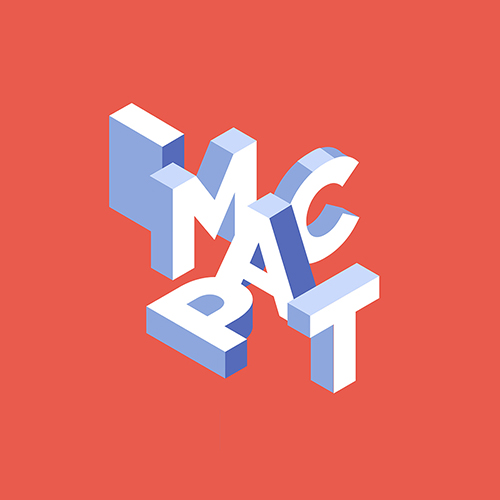 an isometric illustration with the word impact